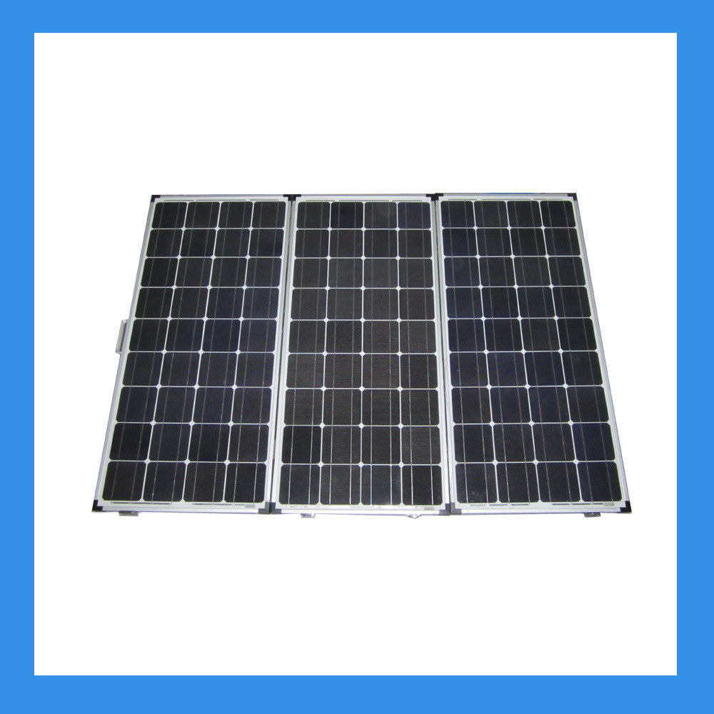 180 Watt Foldable Solar Panel for Charging Power Packs (BSP-180)