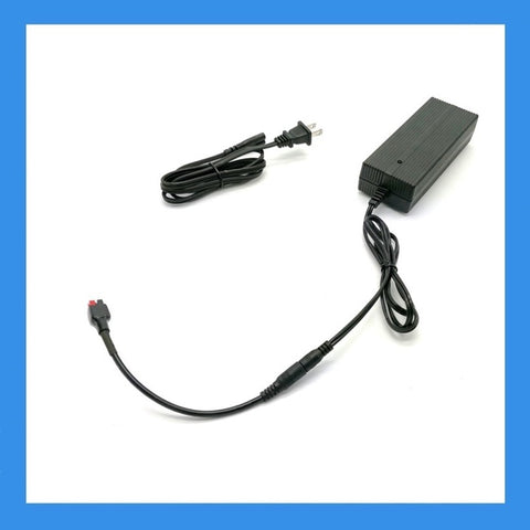 14.6V, 6A AC-to-DC Charger (Anderson) for 12V LiFePO4 Batteries (BPC-1506A)