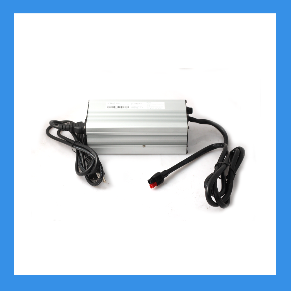 14.6V, 20A AC-to-DC Charger (Anderson) for 12V LiFePO4 Batteries (BPC-1520A)