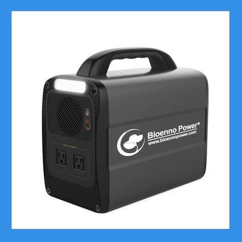 Bioenno Power 1000 Watt-Hour Renewable Power Pack (BPP-H1000)