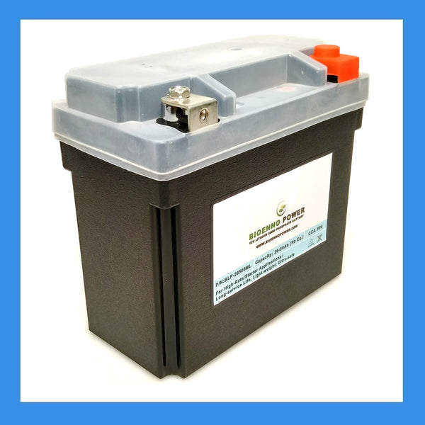 12v 500 Cca Lfp Starter Battery Abs Blp 20500ml