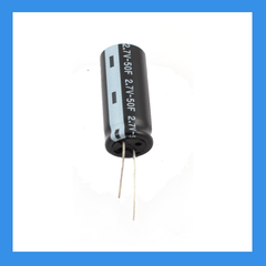 5. Super/Ultra Capacitors