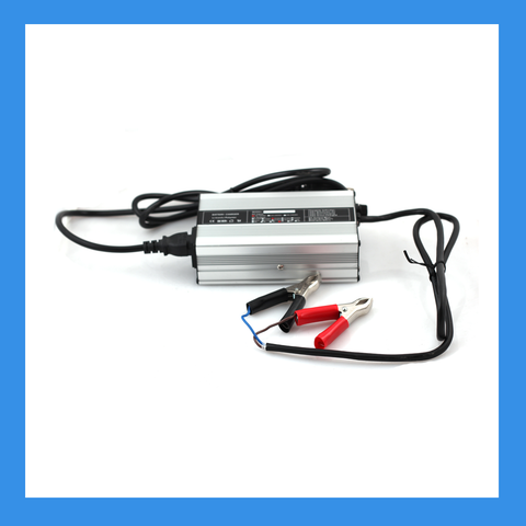 29.2V, 5A AC-to-DC Charger (5A) for 24V LiFePO4 Batteries (BPC-2405C)