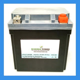 12V, 625 CCA LFP Starter Battery, (ABS, BLP-30625ML)