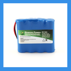 3. 6V/9V Series - LFP (LiFePO4) Batteries