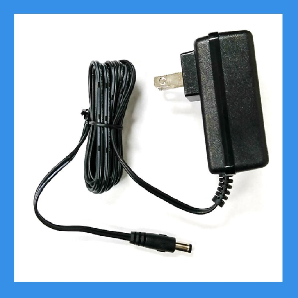 7.3V, 2A AC-to-DC Charger (DC Plug) for 6V LiFePO4 Batteries (BPC-0602DC)