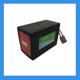 12V, 50Ah LFP Battery (PVC, BLF-1250A)