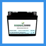 12V, 360 CCA LFP Starter Battery (ABS, BLP-20360)