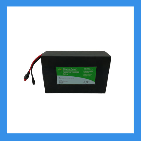 24V, 20Ah LFP Battery (PVC, BLF-2420A)