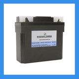 12V, 375 CCA LFP Starter Battery, (ABS, BLP-16375ML)