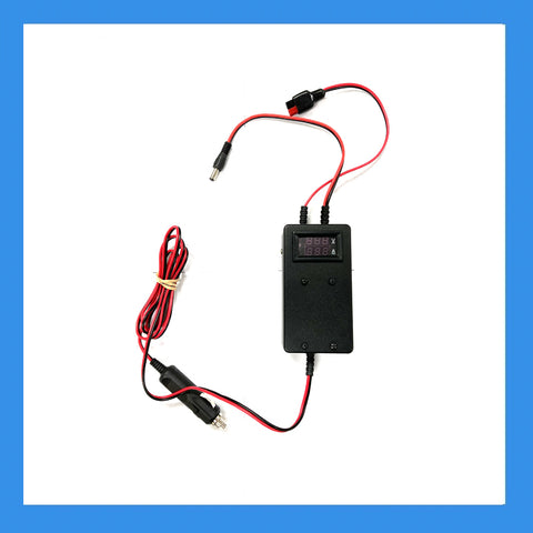 14.6V, 3A Car Charger for 12V LiFePO4 Batteries (BPC-1503CAR)