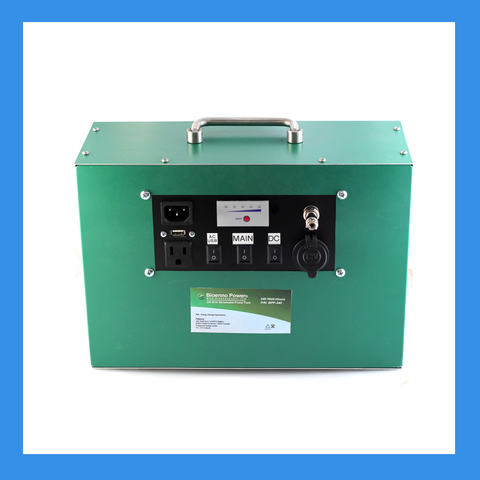 Renewable Power Pack (BPP-240)