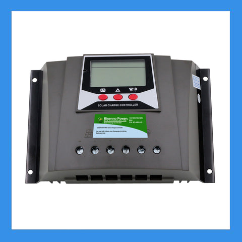 12V/24V/36V/48V, 60A Solar Charge Controller for LiFePO4 (SC-4860JUD)
