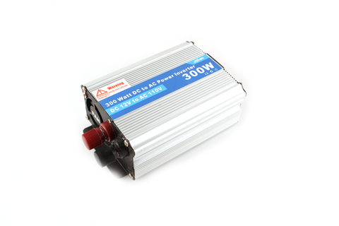 Bioenno Power Inverter, 300 Watts (BI-300P)