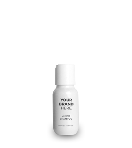 Volume Shampoo - White Bottle - 50ml / 1.69 fl.oz.