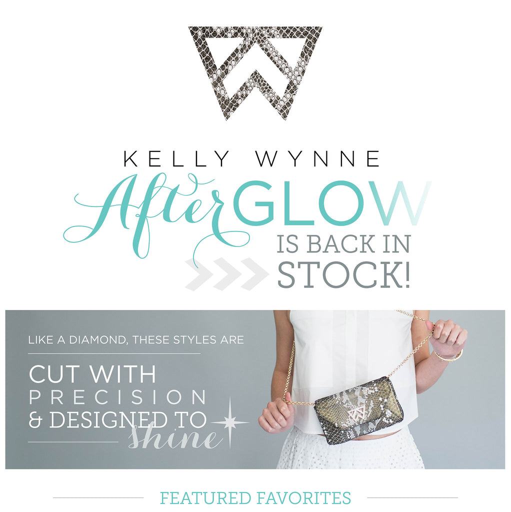 AfterGLOW is back in stock!