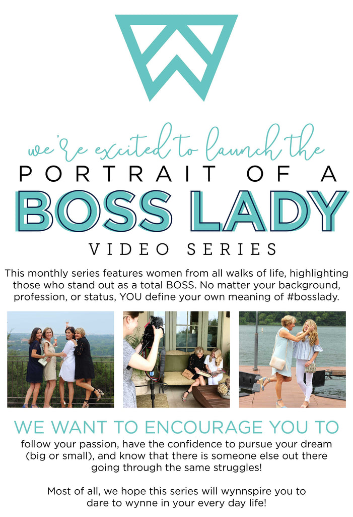 Portrait of a Boss Lady featuring Pam White- Link to Youtube