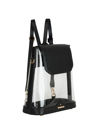 Clear BYOBackpack in Black