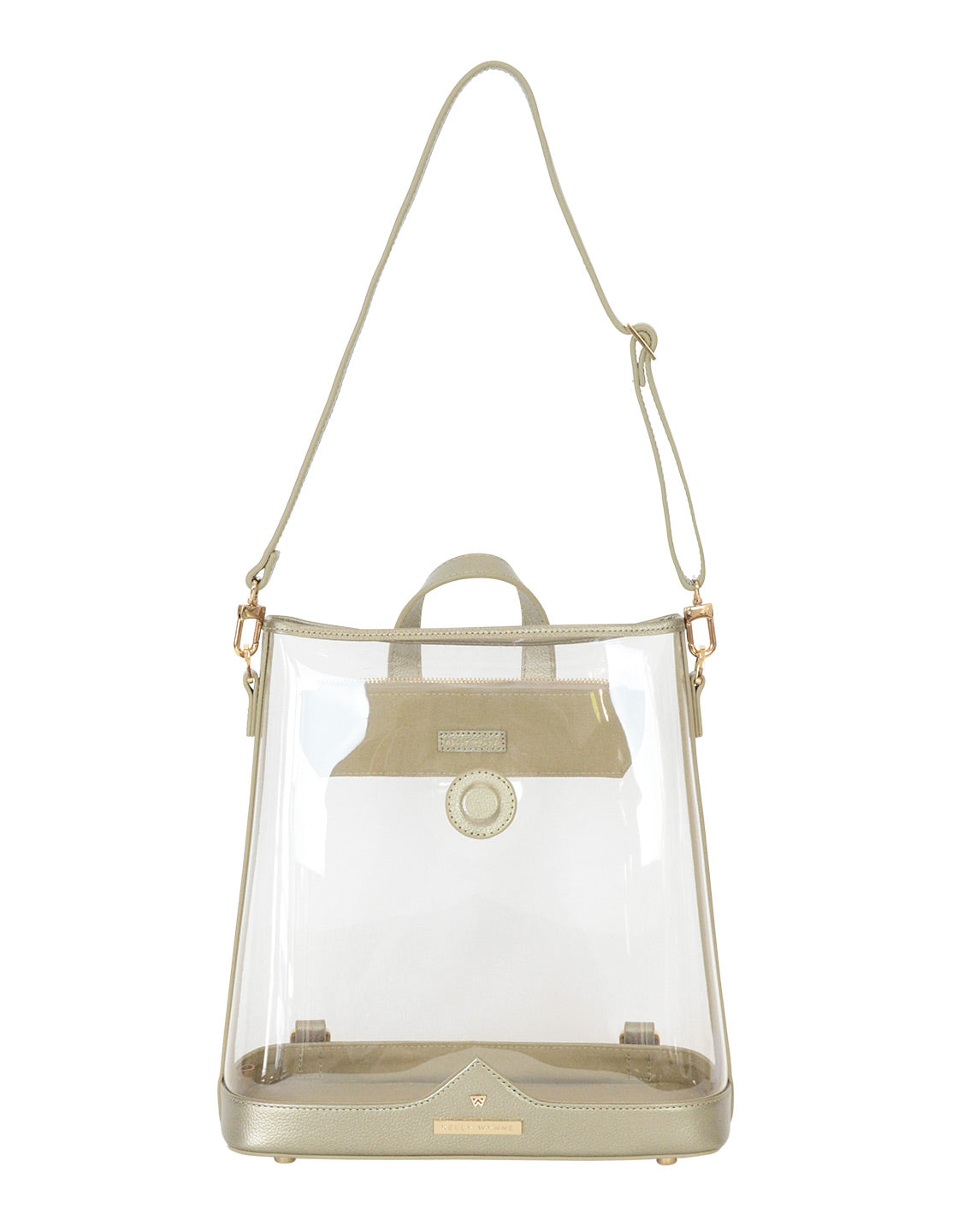 Clear BYOBackpack in Moon