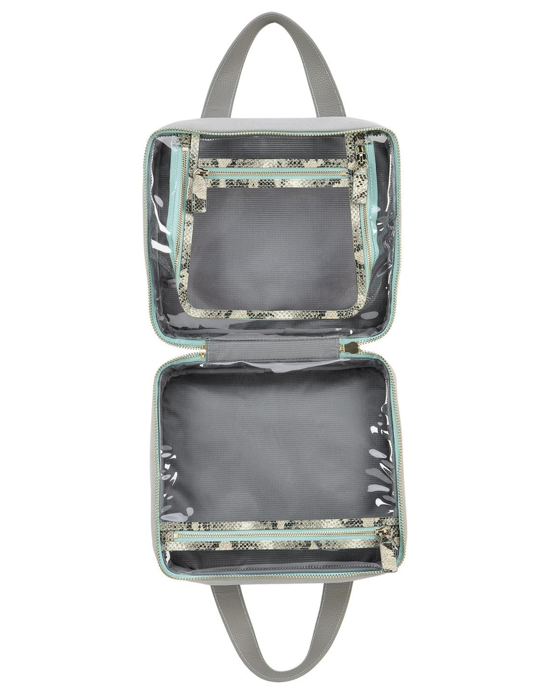 New Travel Gift Set In Grey