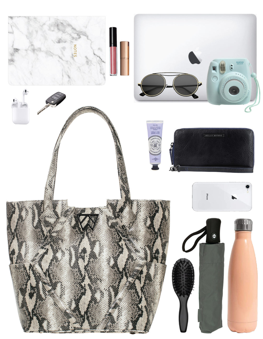 Paint the Town Tote in Boss Lady