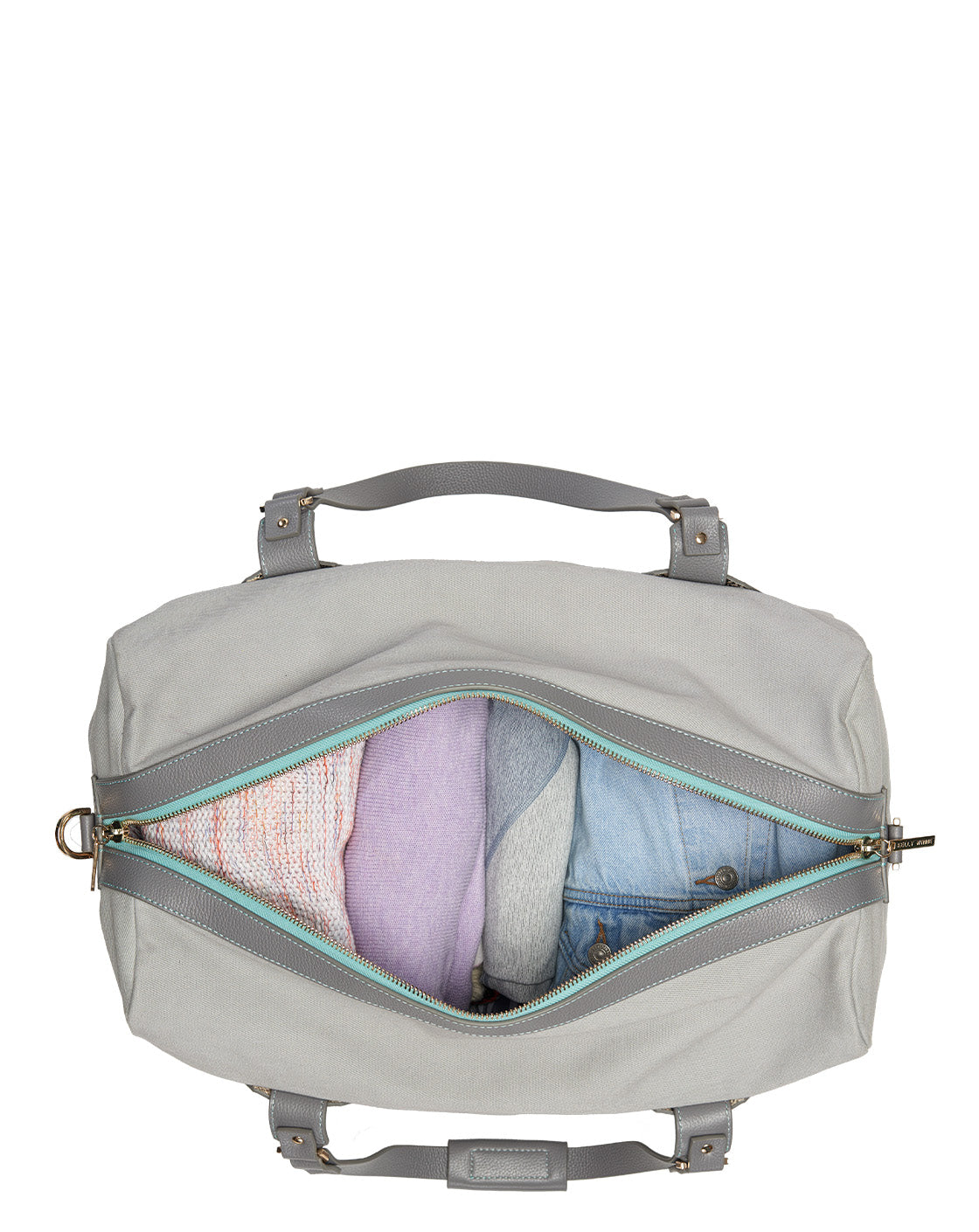 Travel Bundle in Grey