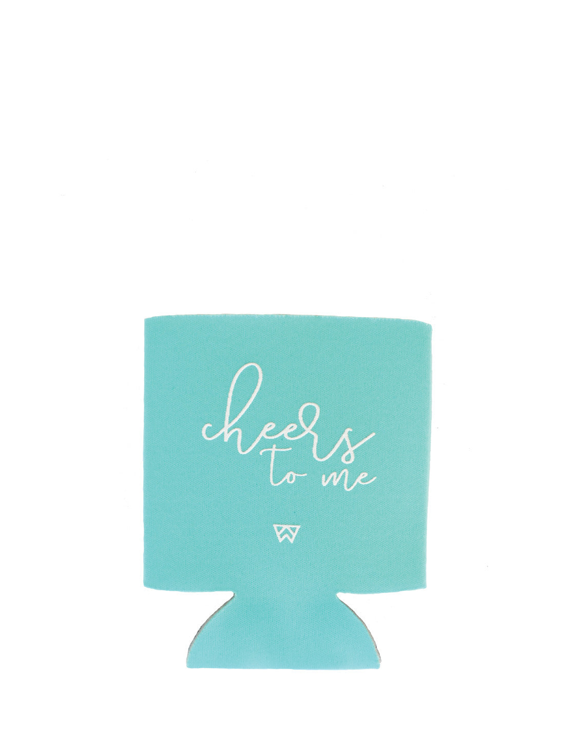 Boozie Koozie in Turquoise - Lifestyle