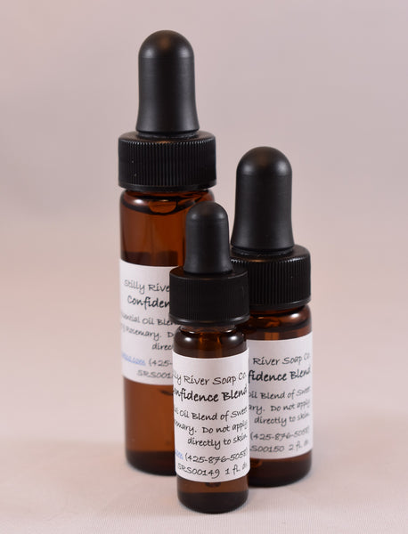 Confidence Aromatherapy Pure Essential Oil Blend