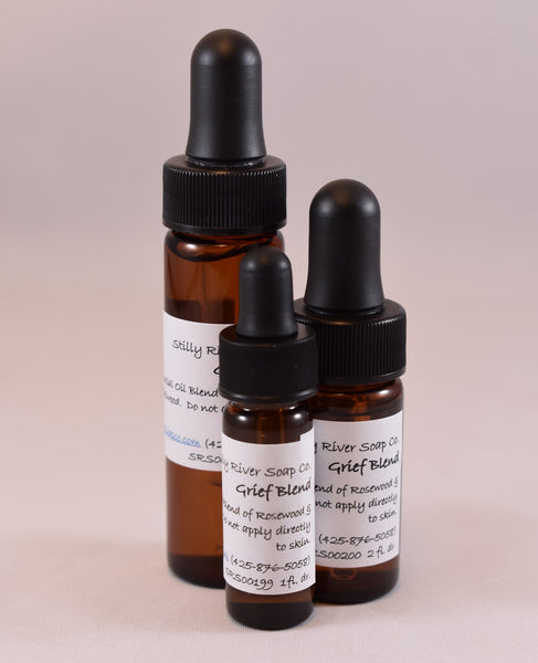 Grief Aromatherapy Pure Essential Oil Blend