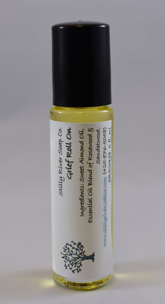 Grief Aromatherapy Roll On