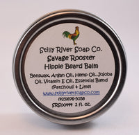 Savage Rooster Hippie Beard Balm