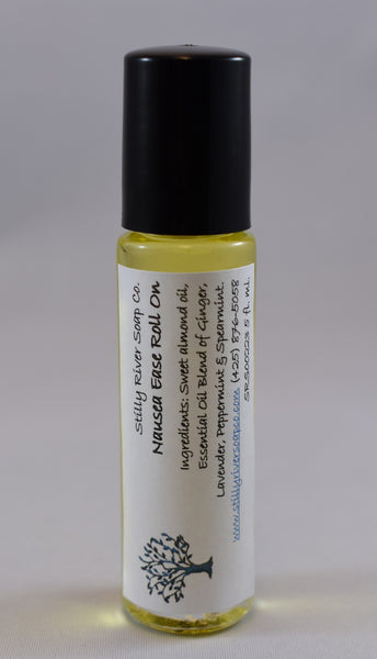 Nausea Ease Aromatherapy Roll On