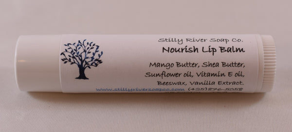 Nourish Lip Balm, Pack of 3