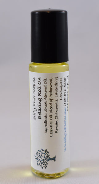 Relaxing Aromatherapy Roll On