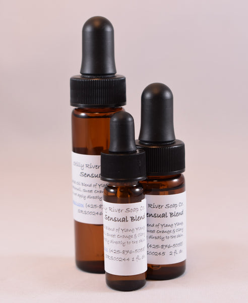 Sensual Aromatherapy Pure Essential Oil Blend