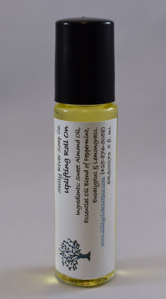 Uplifting Aromatherapy Roll On