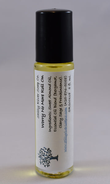 Worry No More Aromatherapy Roll On
