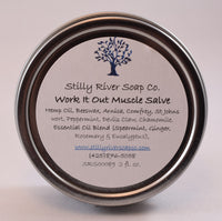 Work It Out Muscle Salve