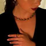SAIGON GEMSTONE CHOKER