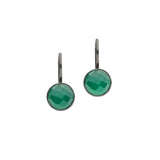 SAIGON GREEN ORIENT EARRINGS