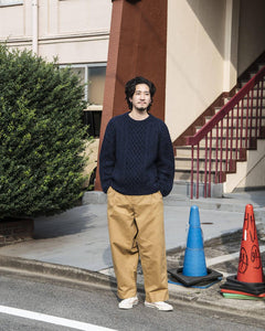 Workware Uniform Chino khaki