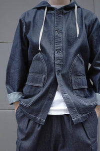Denim Hunting Jacket denim