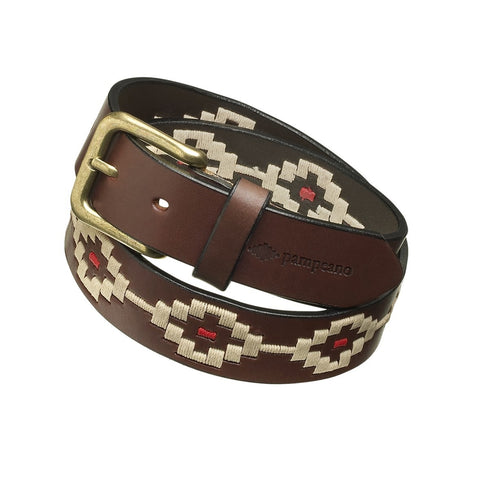 Pampeano Belt Principe brown