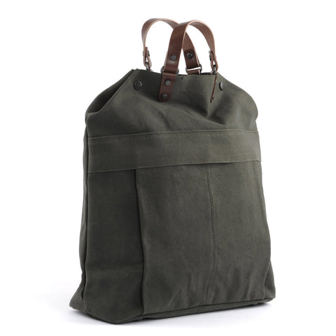 Baggy Port KBS Bag khaki dark/brown