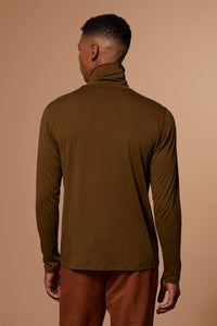 Cover Cotton/Cashmere olive