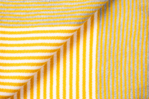 Royalties Breton Stripe tournesol