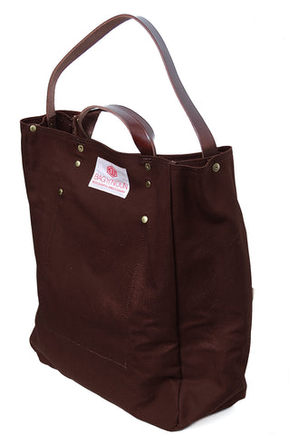 Bag 'n' Noun Quality Canvas Toolbag chocolate
