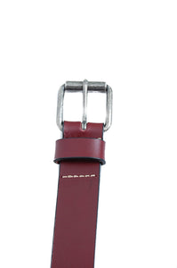 Themata Basic Belt bordeaux