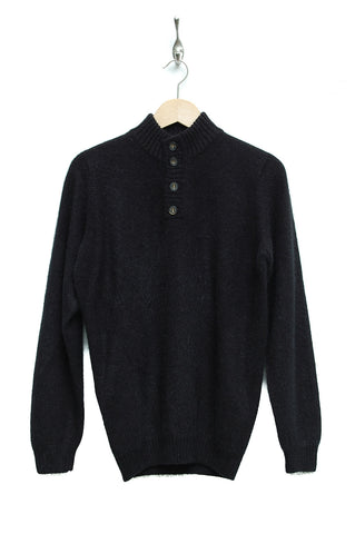 Noble Wilde Vickers Sweater black