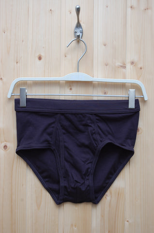 The White Briefs Platan Dark Navy